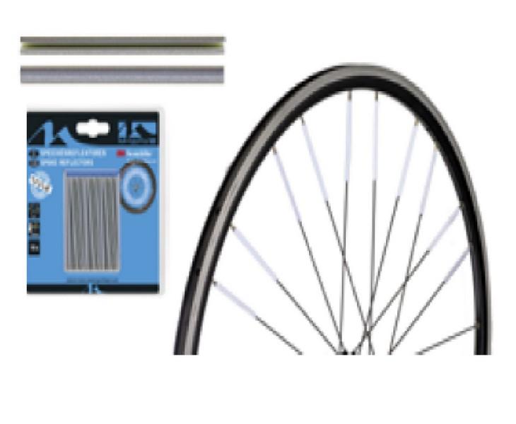 capezzoli 83-260mm 38x zinco raggi Alpina bicicletta 2mm incl